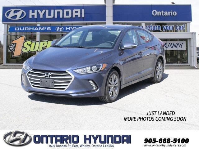 2017 Hyundai Elantra GL (Stk: 79484K) in Whitby - Image 1 of 2