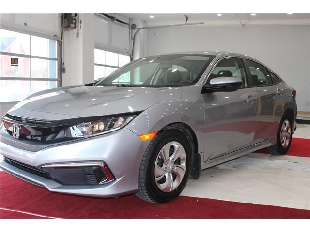 2019 Honda Civic LX (Stk: 012769) in Richmond Hill - Image 1 of 36