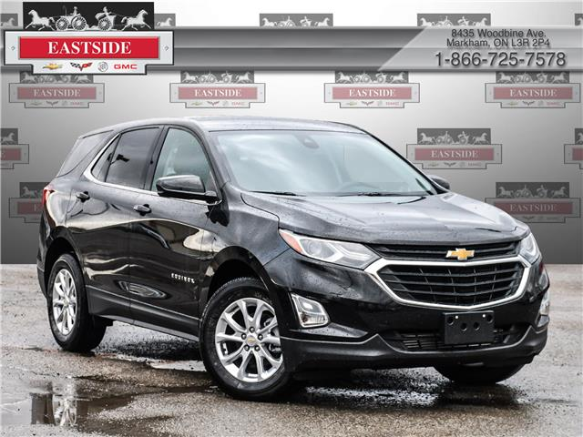 2020 Chevrolet Equinox LT (Stk: L6217672) in Markham - Image 1 of 25