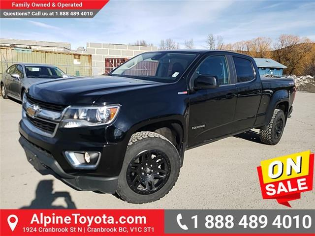 2018 Chevrolet Colorado LT (Stk: X049615A) in Cranbrook - Image 1 of 24