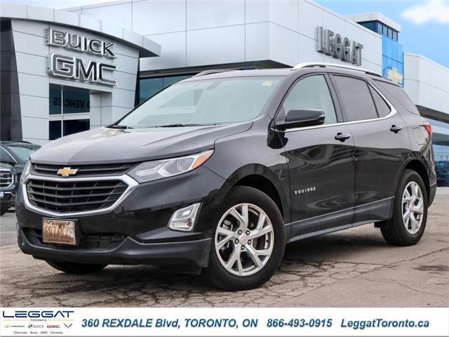 2019 Chevrolet Equinox LT (Stk: T11703) in Etobicoke - Image 1 of 27