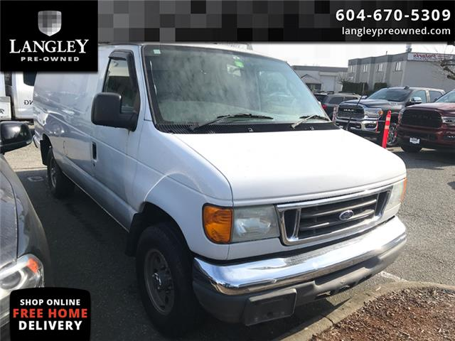 2006 Ford E-350 Super Duty  (Stk: K717840A) in Surrey - Image 1 of 1