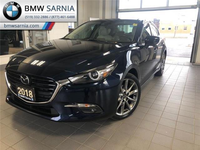 2018 Mazda Mazda3 GT (Stk: SFC2798) in Sarnia - Image 1 of 18
