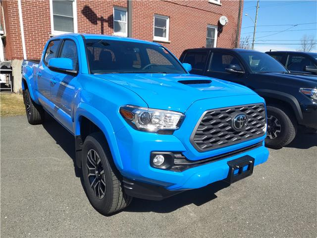 2020 Toyota Tacoma Base (Stk: TW133) in Cobourg - Image 1 of 9