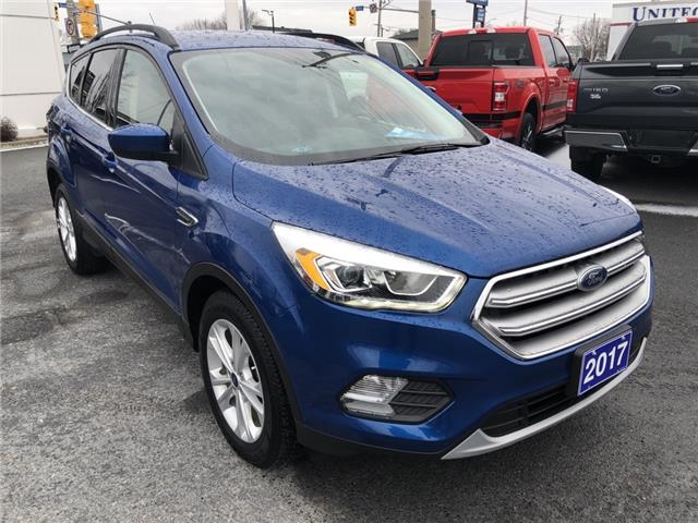 2017 Ford Escape SE (Stk: 20138A) in Cornwall - Image 1 of 28