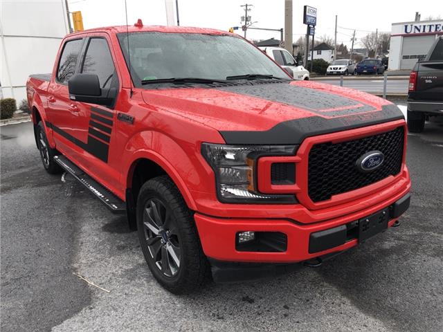 2018 Ford F-150  (Stk: 19406A) in Cornwall - Image 1 of 28