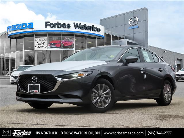 2020 Mazda Mazda3 GS (Stk: A6933) in Waterloo - Image 1 of 14