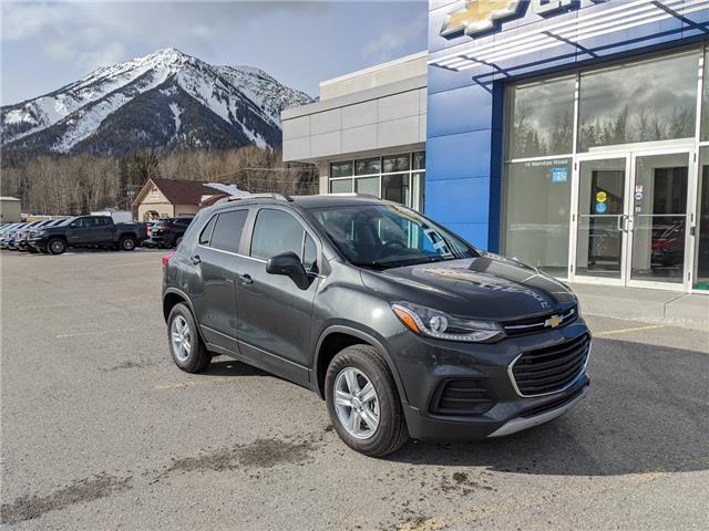 2019 Chevrolet Trax LT (Stk: KL358773) in Fernie - Image 1 of 12