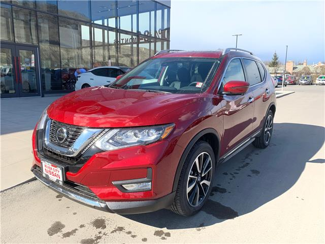 2020 Nissan Rogue SL (Stk: T20105) in Kamloops - Image 1 of 29