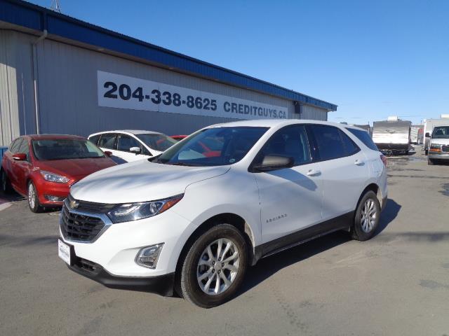 2018 Chevrolet Equinox LS (Stk: I8155) in Winnipeg - Image 1 of 23