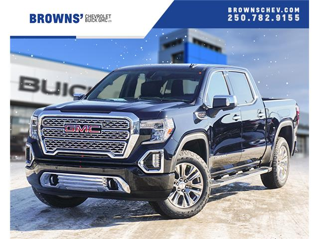 2020 GMC Sierra 1500 Denali (Stk: T20-1153) in Dawson Creek - Image 1 of 18