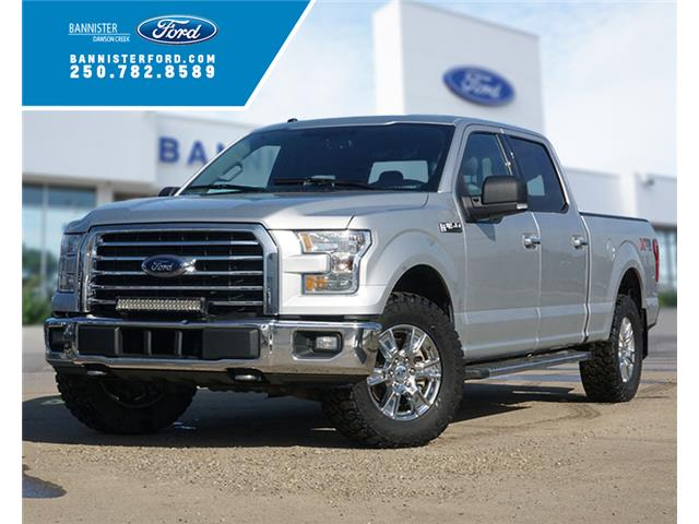 2017 Ford F-150 XLT (Stk: T192429A) in Dawson Creek - Image 1 of 15