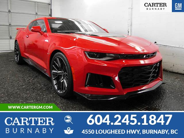 2019 Chevrolet Camaro ZL1 (Stk: K9-48980) in Burnaby - Image 1 of 11