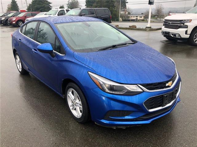 2018 Chevrolet Cruze LT Auto (Stk: 1G1BE5) in Port Alberni - Image 1 of 15