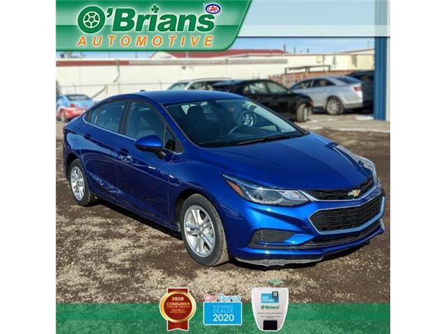 2018 Chevrolet Cruze LT Auto 1G1BE5SM7J7128163 13420A in Saskatoon