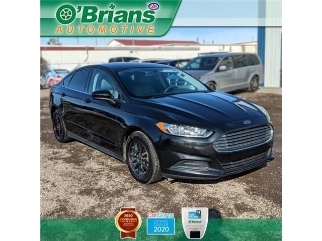 2013 Ford Fusion S (Stk: 13389B) in Saskatoon - Image 1 of 21