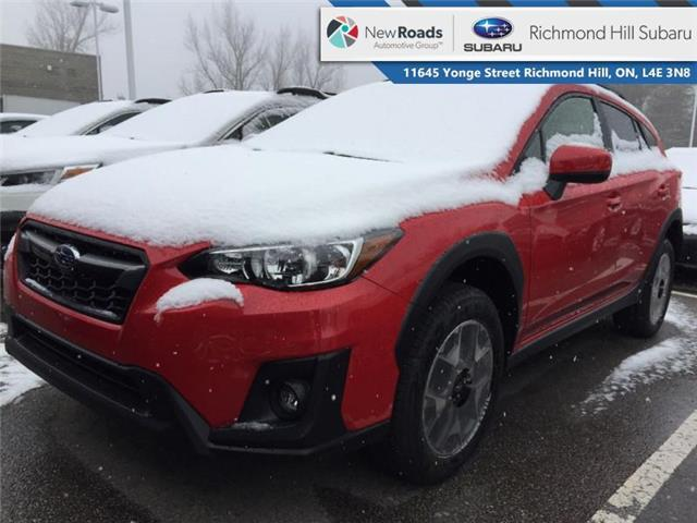 2020 Subaru Crosstrek Touring w/Eyesight (Stk: 34445) in RICHMOND HILL - Image 1 of 1
