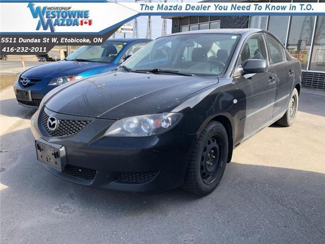 2006 Mazda Mazda3 GX (Stk: 15725B) in Etobicoke - Image 1 of 5