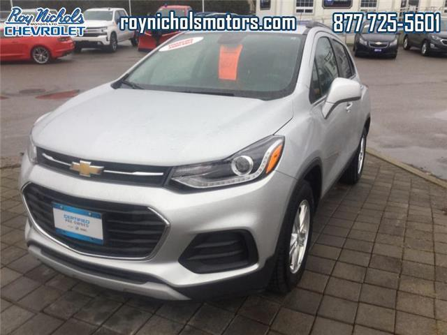 2018 Chevrolet Trax LT (Stk: P6512) in Courtice - Image 1 of 12