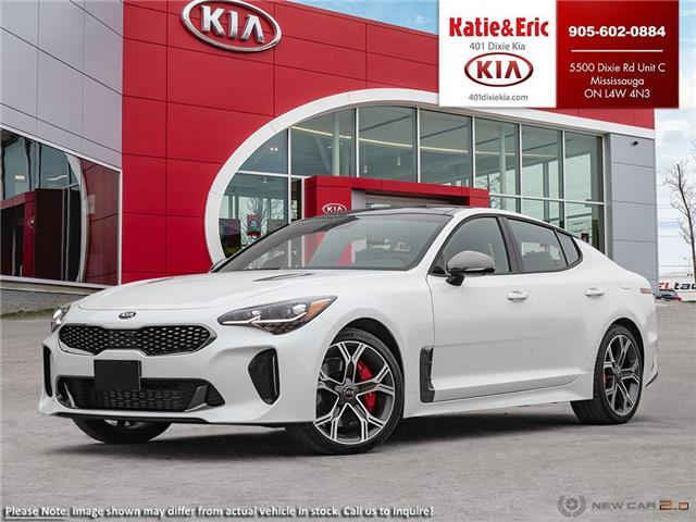 2020 Kia Stinger GT Limited w/Red Interior (Stk: SG20000) in Mississauga - Image 1 of 23