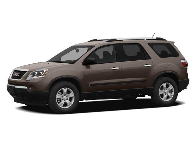 Used 2010 GMC Acadia SLT  - Coquitlam - Eagle Ridge Chevrolet Buick GMC