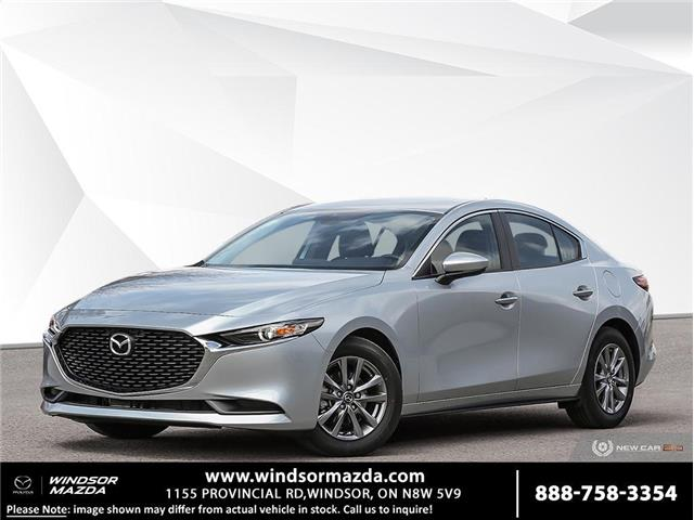 2020 Mazda Mazda3 GX (Stk: M36218) in Windsor - Image 1 of 23