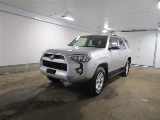 2019 Toyota 4Runner SR5 (Stk: F171280 ) in Regina - Image 1 of 31