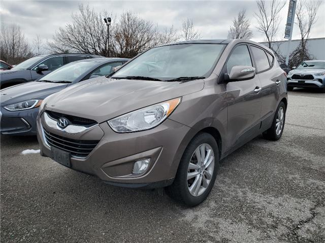 2011 Hyundai Tucson GLS (Stk: 146480) in Milton - Image 1 of 1