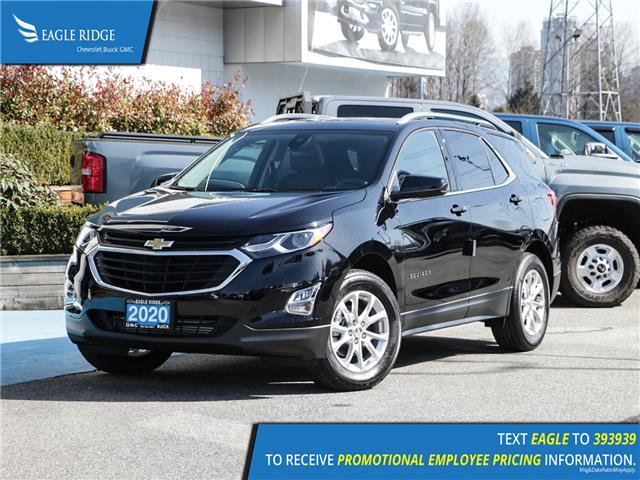 2020 Chevrolet Equinox LT (Stk: 04619A) in Coquitlam - Image 1 of 17