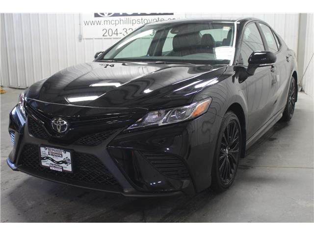 2020 Toyota Camry SE (Stk: U352050) in Winnipeg - Image 1 of 20