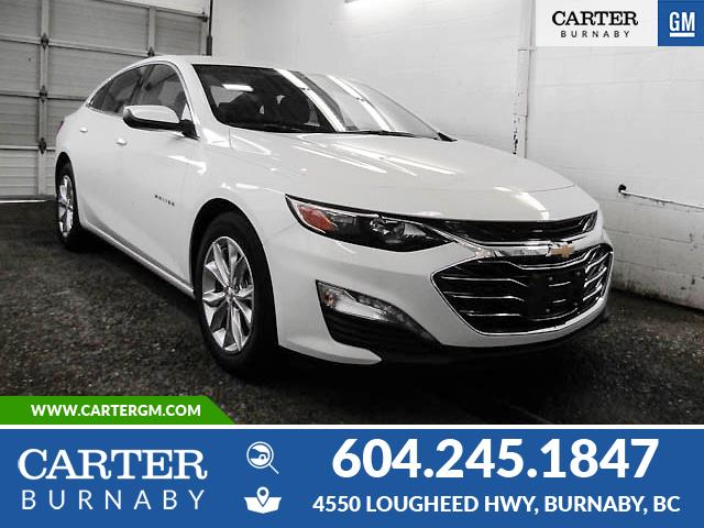 2019 Chevrolet Malibu LT (Stk: M9-61770) in Burnaby - Image 1 of 12