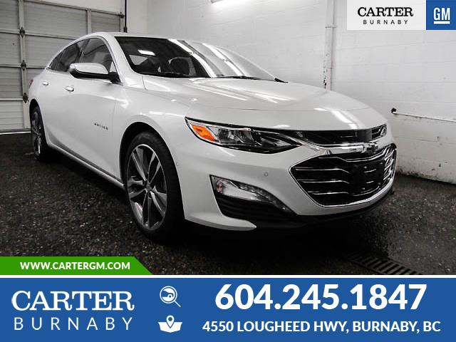 2019 Chevrolet Malibu Premier (Stk: M9-22620) in Burnaby - Image 1 of 11