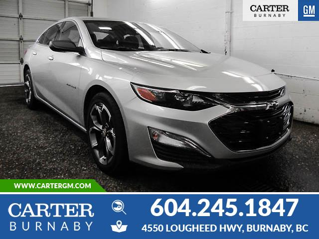 2019 Chevrolet Malibu RS (Stk: M9-62850) in Burnaby - Image 1 of 12