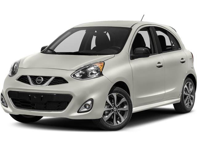 Used 2017 Nissan Micra SV  - Saskatoon - DriveNation - Saskatoon South East