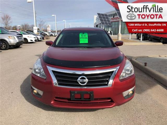 2013 Nissan Altima  (Stk: 190752A) in Whitchurch-Stouffville - Image 1 of 6