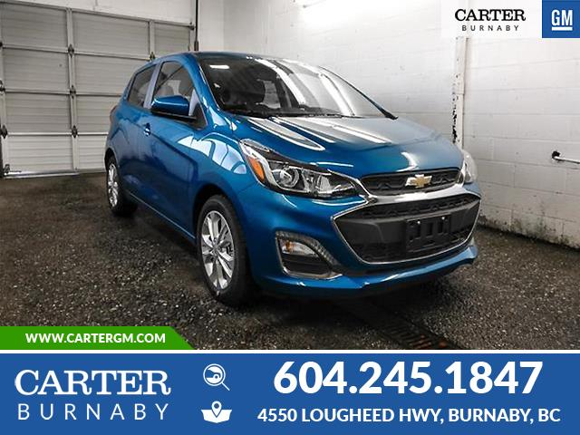 2020 Chevrolet Spark 1LT CVT (Stk: 40-23410) in Burnaby - Image 1 of 11