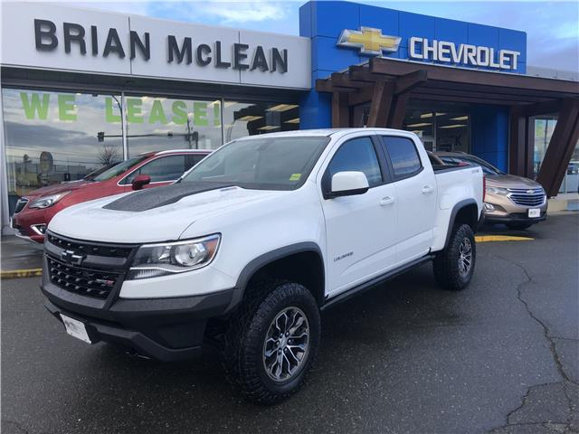 2020 Chevrolet Colorado ZR2 (Stk: M5100-20) in Courtenay - Image 1 of 4