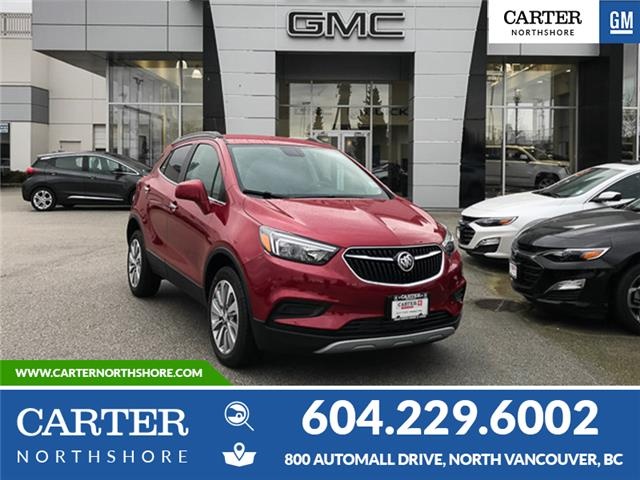 2020 Buick Encore Preferred (Stk: K67360) in North Vancouver - Image 1 of 13
