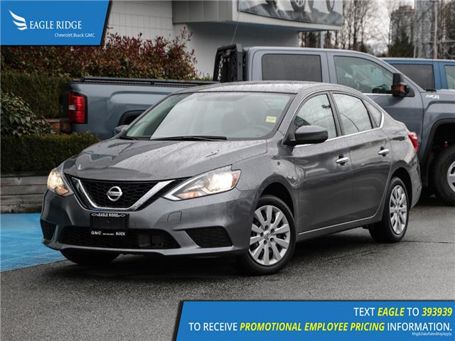 2018 Nissan Sentra 1.8 S (Stk: 180092) in Coquitlam - Image 1 of 15