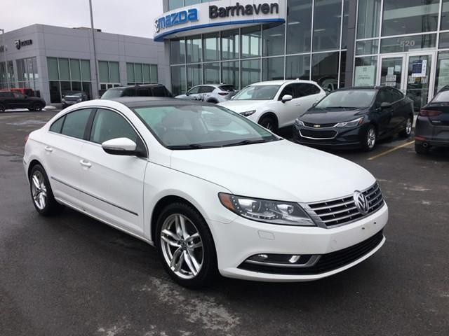 2013 Volkswagen CC Highline (Stk: 2628A) in Ottawa - Image 1 of 20