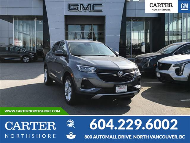2020 Buick Encore GX Preferred (Stk: K13170) in North Vancouver - Image 1 of 12