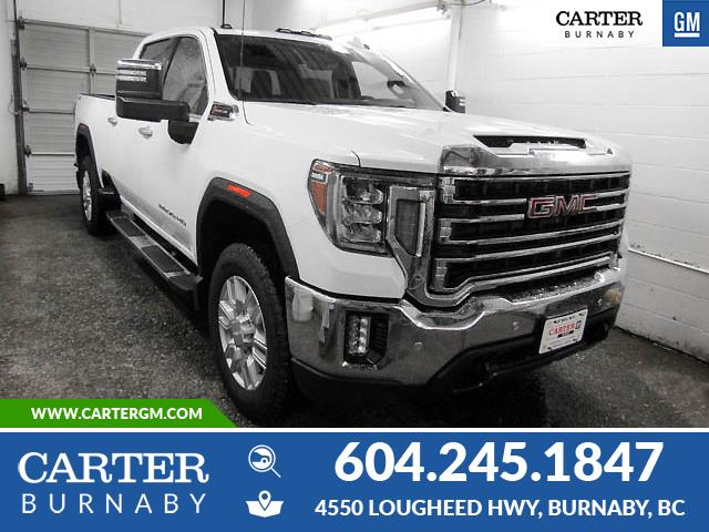 2020 GMC Sierra 2500HD SLT (Stk: 80-48590) in Burnaby - Image 1 of 13