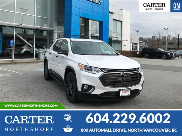 2020 Chevrolet Traverse Premier (Stk: TR62850) in North Vancouver - Image 1 of 13
