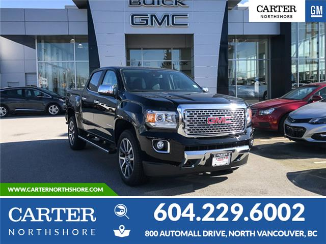2020 GMC Canyon Denali (Stk: CN51750) in North Vancouver - Image 1 of 13