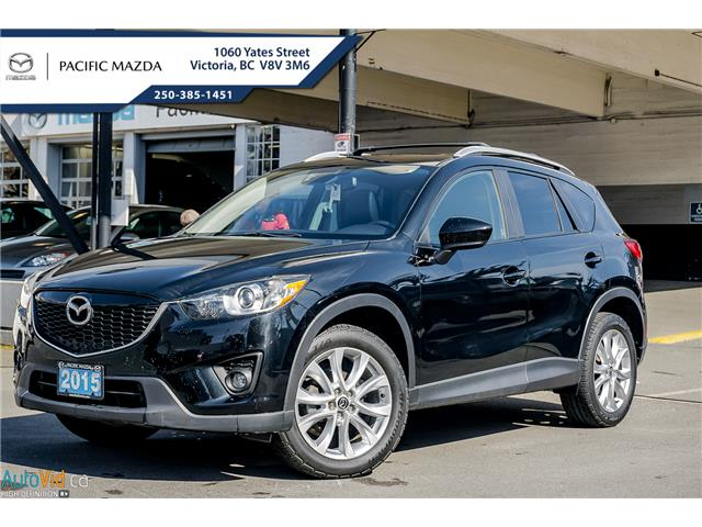 2015 Mazda CX-5 GT (Stk: 548805A) in Victoria - Image 1 of 19