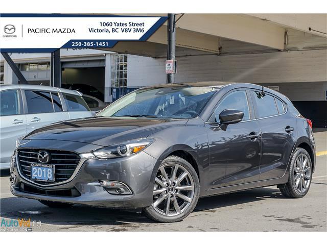 2018 Mazda Mazda3 Sport GT (Stk: PMA198532) in Victoria - Image 1 of 19