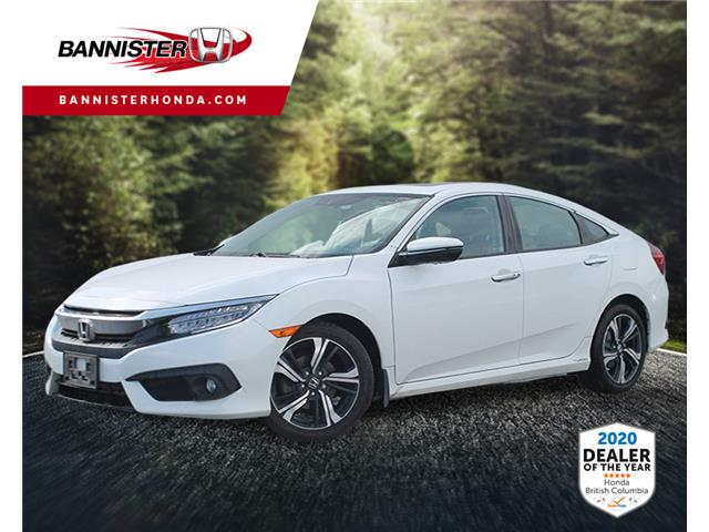 2016 Honda Civic Touring (Stk: L20-024) in Vernon - Image 1 of 10
