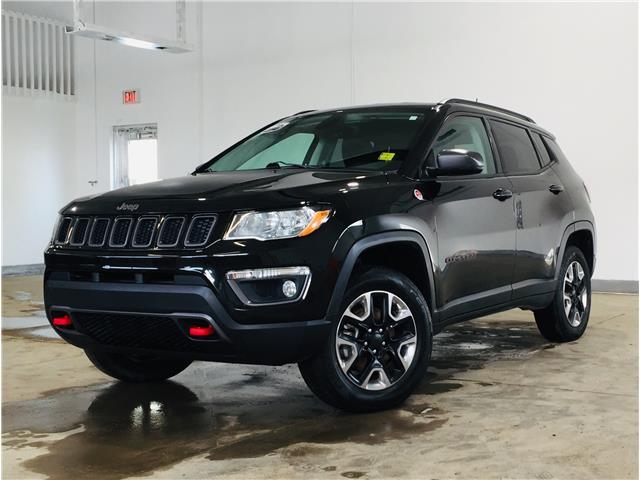 2017 Jeep Compass Trailhawk (Stk: D1619) in Regina - Image 1 of 15
