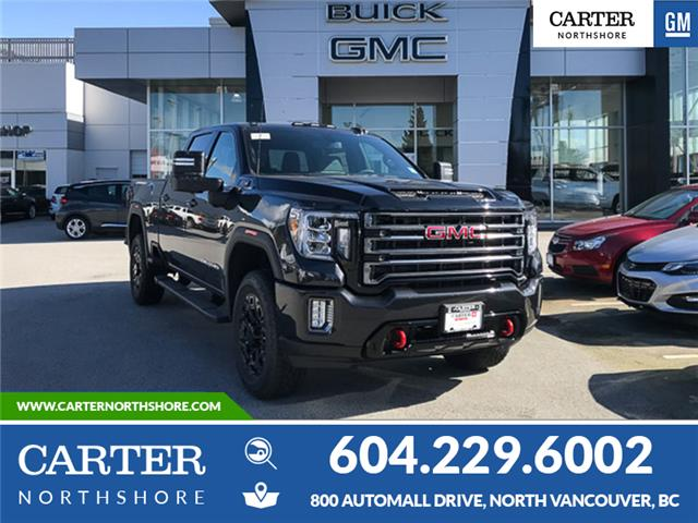 2020 GMC Sierra 3500HD AT4 (Stk: R67470) in North Vancouver - Image 1 of 13