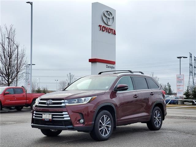 2017 Toyota Highlander  (Stk: P2438) in Bowmanville - Image 1 of 29